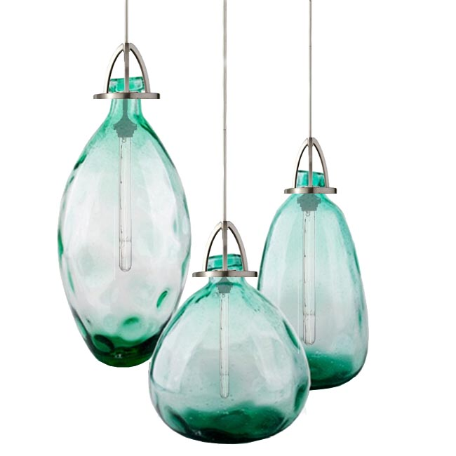 modern country blown glass bottle pendant lighting 11878 blown glass bottle pendant