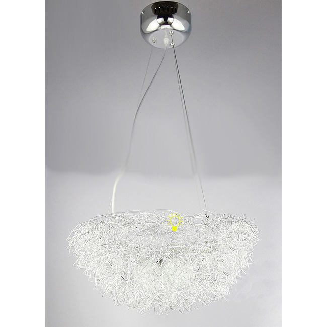 Modern Bird Nest Pendant Lighting 7345