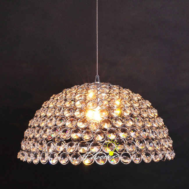 Modern Crystal Pendant Lighting 7405
