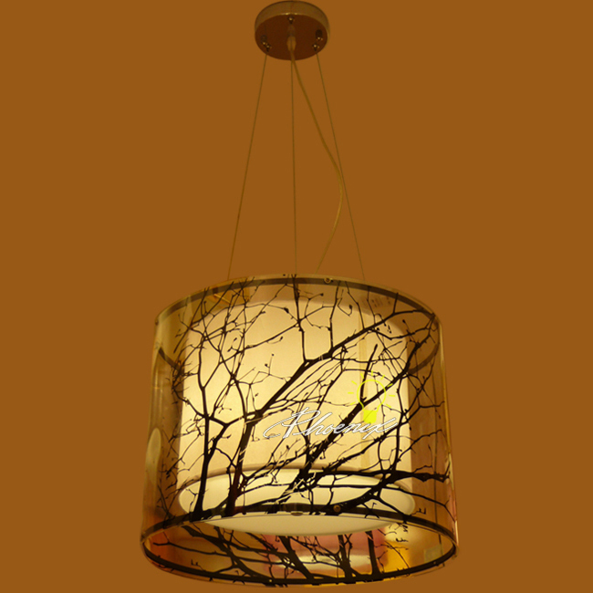 Modern Simple PP Tree Pendant Lighting 7416