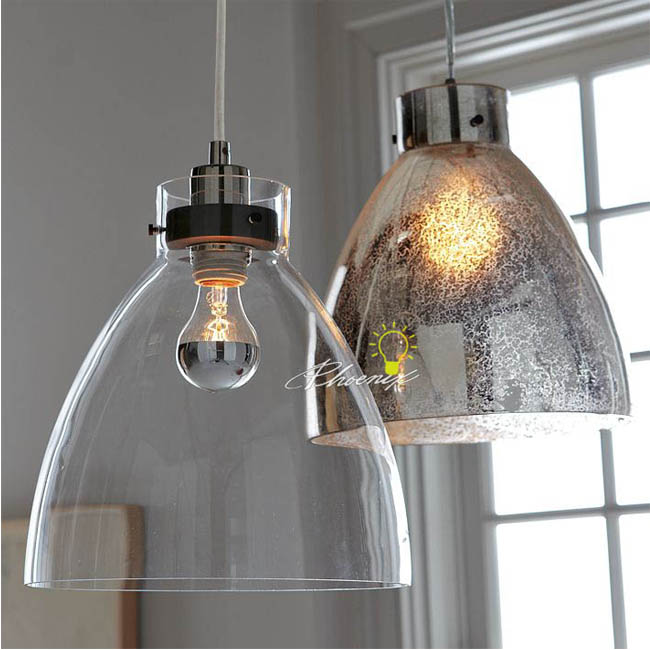 Modern industrial glass pendant lighting 7524 browse project lighting and modern lighting - Modern pendant lighting for kitchen ...
