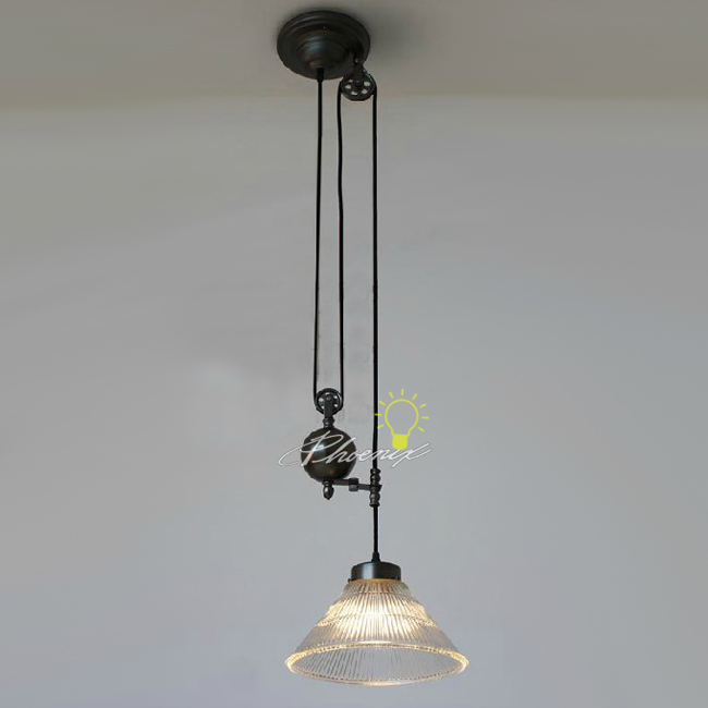Adjustable arm Pendant lighting 7566