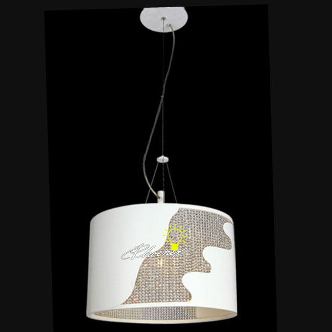 Modern Phoenix Metal And Crystal Pendant Lighting 8056 Browse Project Light