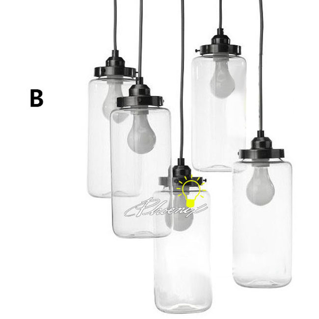 Country Blown Glass Jar Pendant Lighting 8083 Browse Project Lighting And M