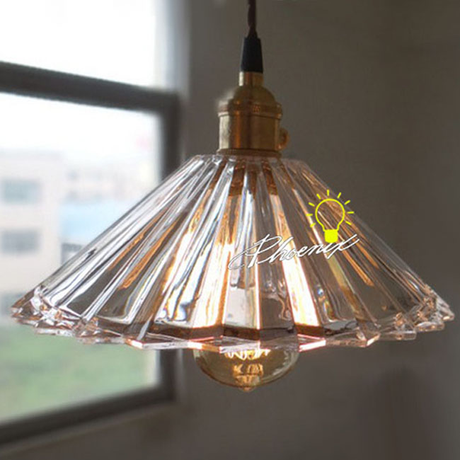 LOFT Crystal Shade Pendant Lighting 8109