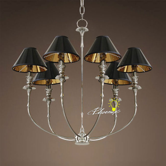 Milan Country Simple Chandelier 8170 : Browse Project