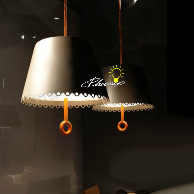 Adjustable Height Metal Lace Pendant Lighting 8500