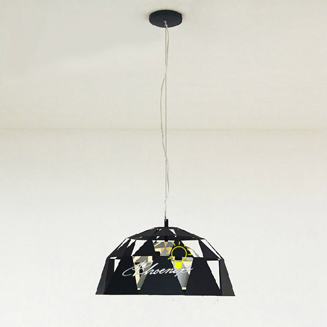Modern Metal Geometric Pendant Lighting 8888 Browse