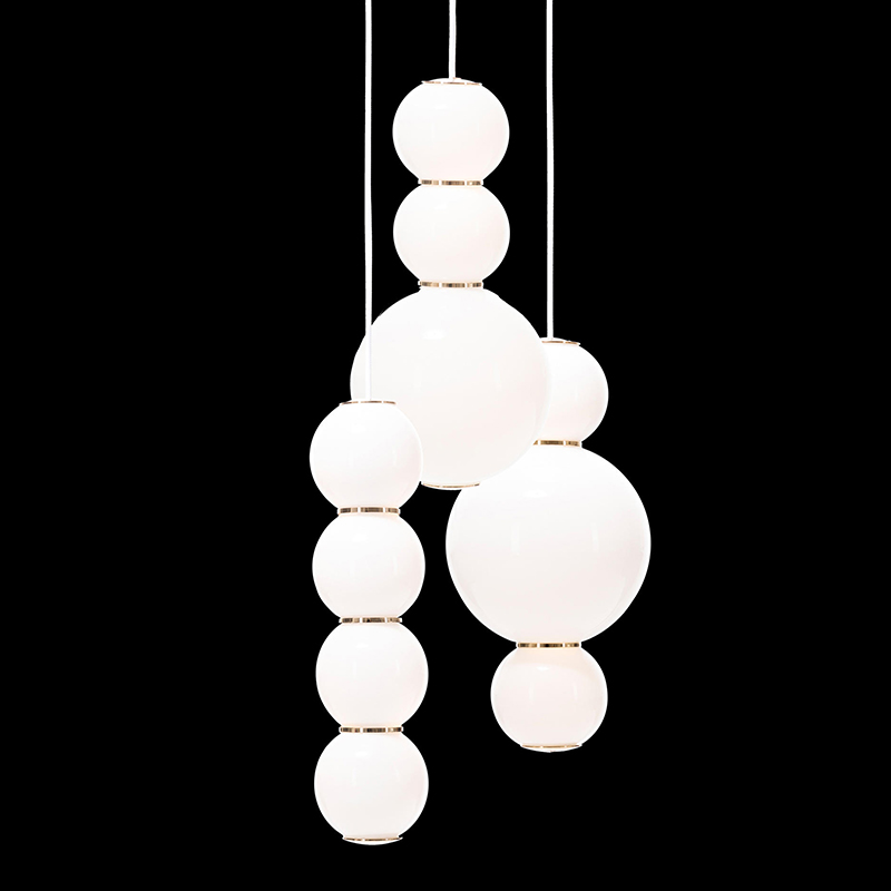 Pearls Chandalier 3 - ABD by Formagenda 18494