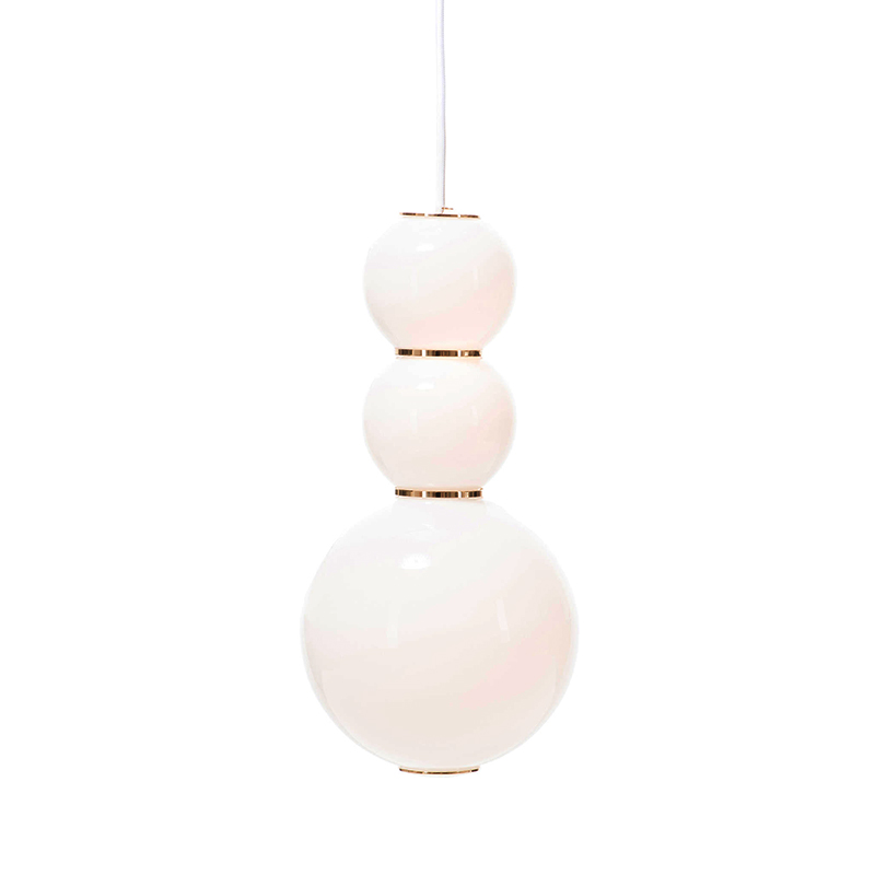 Pearls D Suspension lamp by Formagenda 18489