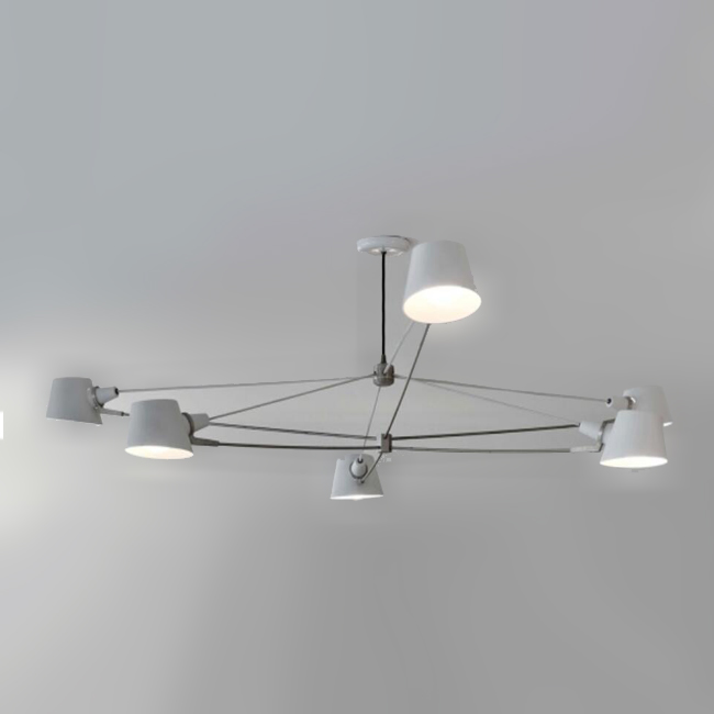 Meyer 6 Light Ceiling Lighting 14069