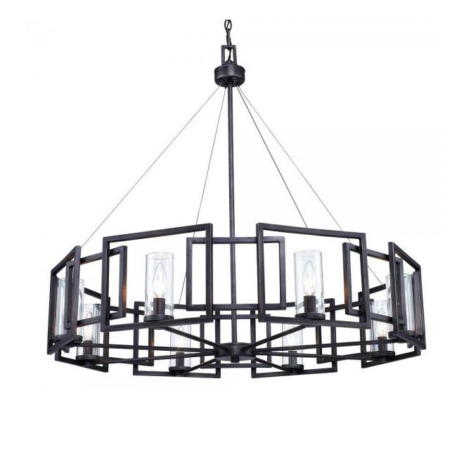 Black Glass Modern Chandelier hostingrq – Modern Metal Chandelier