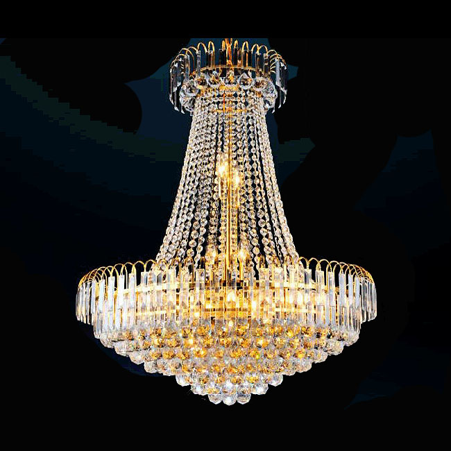 France Palace Golden Crystal Chandelier 7270 Browse