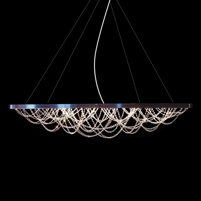 Cattelan italia cristal chandelier 12793 browse project lighting and modern lighting fixtures - Cattelan italia usa ...