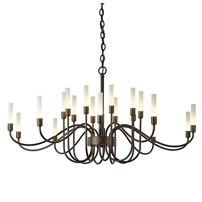 Lisse 20 Arm Chandelier 15231