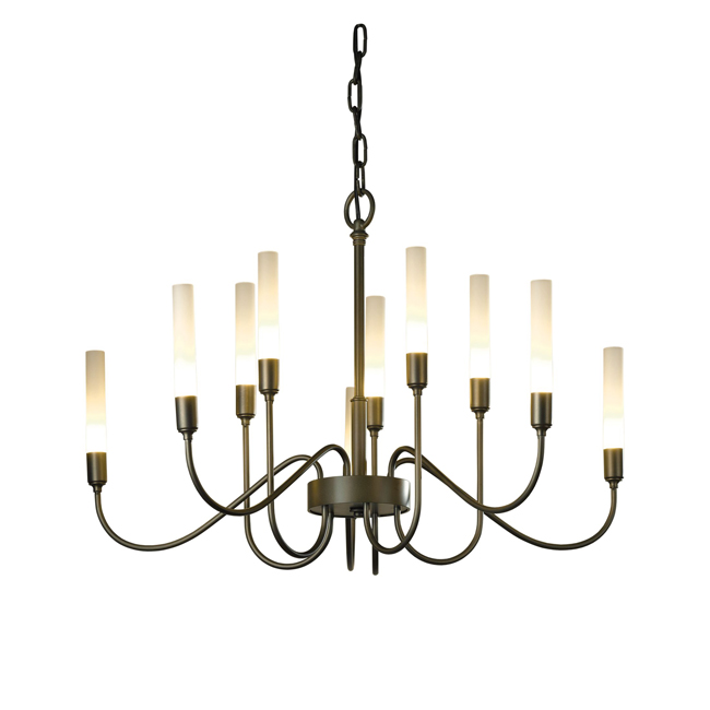 Lisse 10 Arm Chandelier 15232