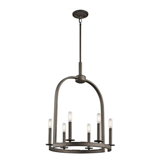 Kichler Daria 6-Light Chandelier 16124