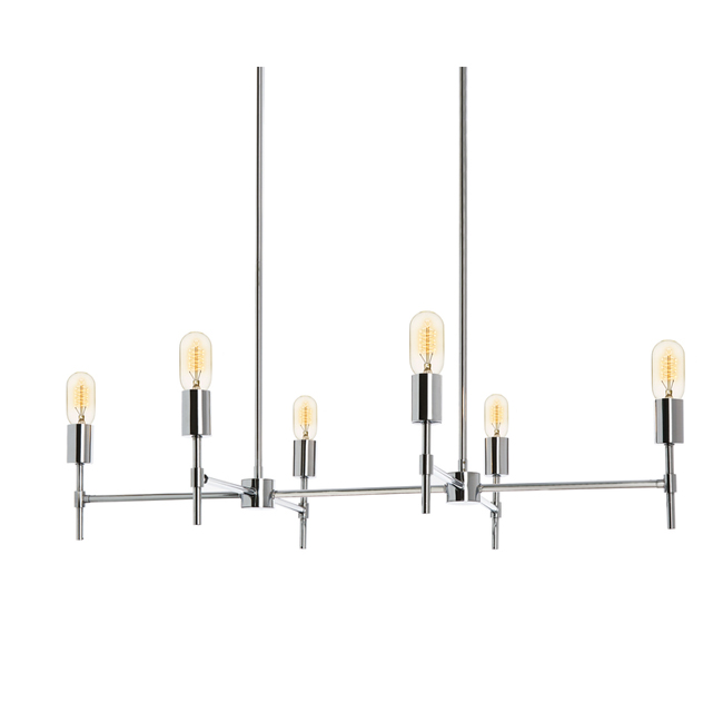Prospect 6-Light Linear Chandelier 16136