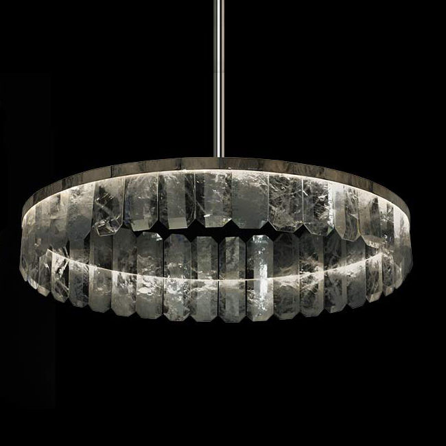 VERSAILLES Rock Crystal Chandelier 16140