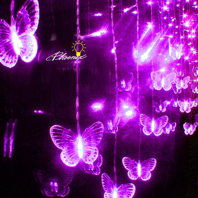 LED butterfly String Lighting or Lamp 9069 : Browse Project Lighting and Modern Lighting ...