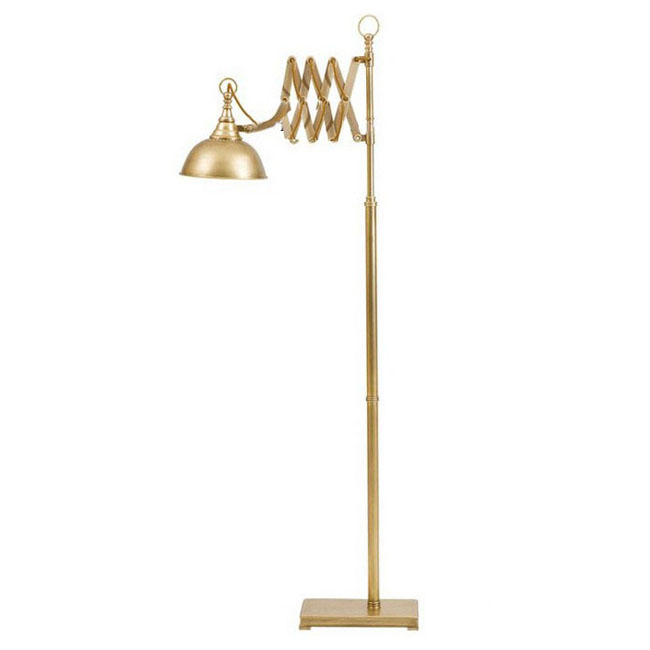 Harbor House Copper Floor Lamp 10201