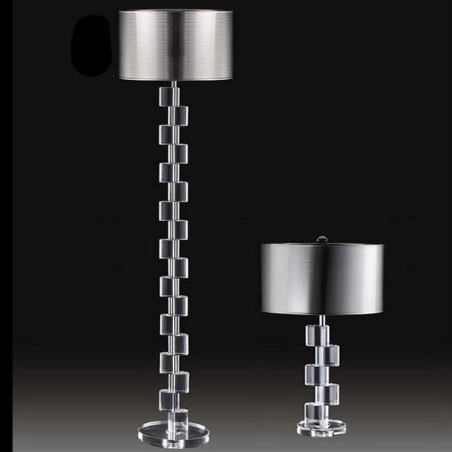 Crystal Floor Lamp Crystal Ball Floor Lamp Photo 10