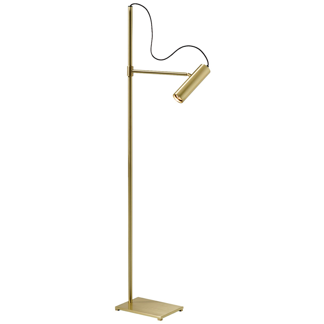 Sculptural blown glass floor lamp 14099 browse project for Modern floor lamp philippines