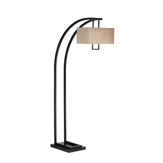 Aiden Place Arc Floor Lamp 12766