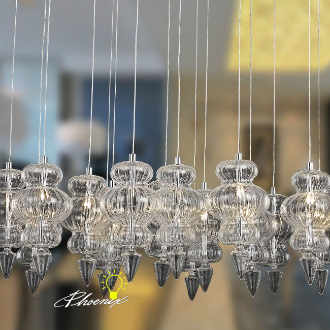 16 Top Crystal Lights Pendant Lighting 8311