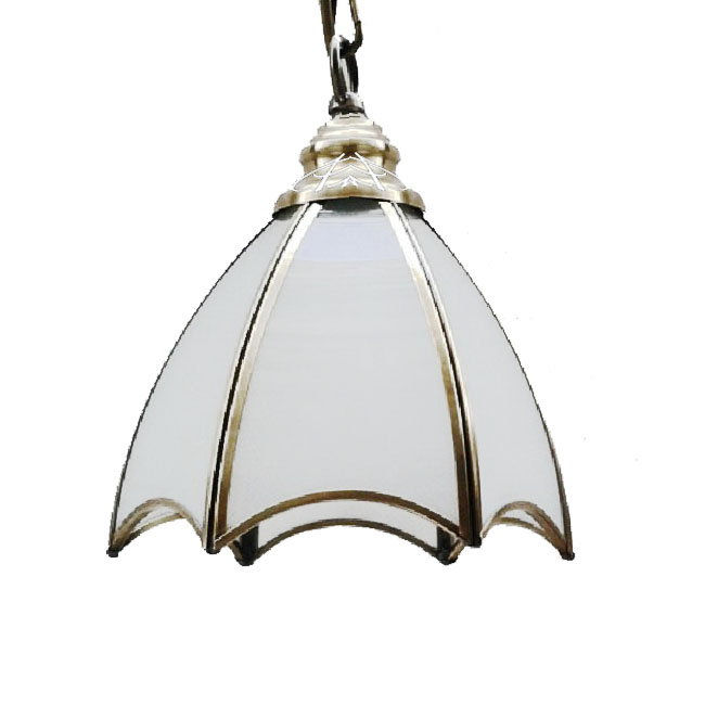 Mediterranean Style Pendant Or Recessed Lighting In Copper