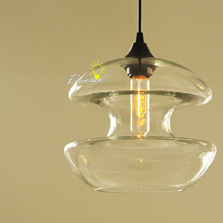 nordic simple orb clear glass pendant lighting. north blown clear curvy glass pendant lighting 8481 nordic simple orb t