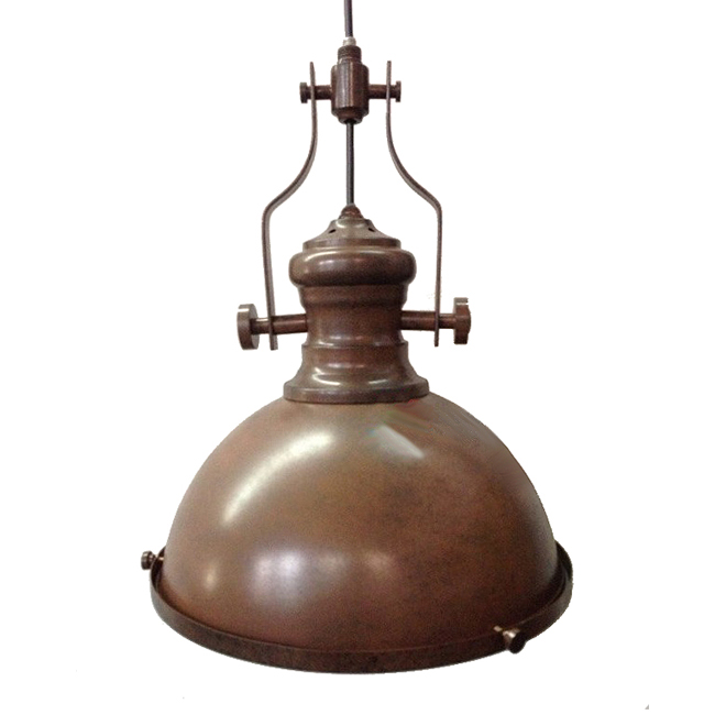 LOFT Antique Heavy Metal Industrial Pendant Lighting 9289