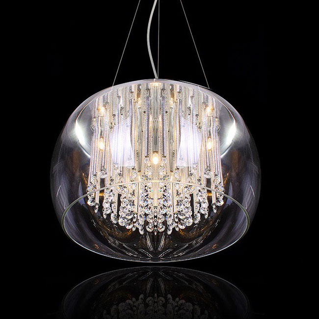 Modern Italy Crystal Pendant Lighting 9358 Browse