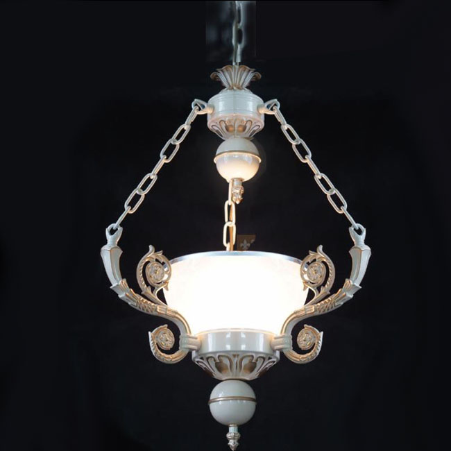 Modern mediterranean glass and metal pendant lighting 9370 for Mediterranean lighting fixtures