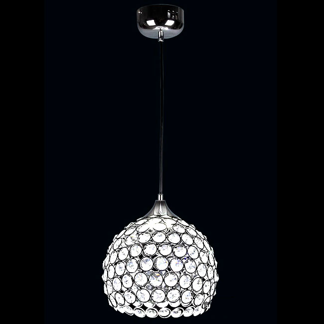 Modern Crystal Pendant Lighting 9665 Browse Project