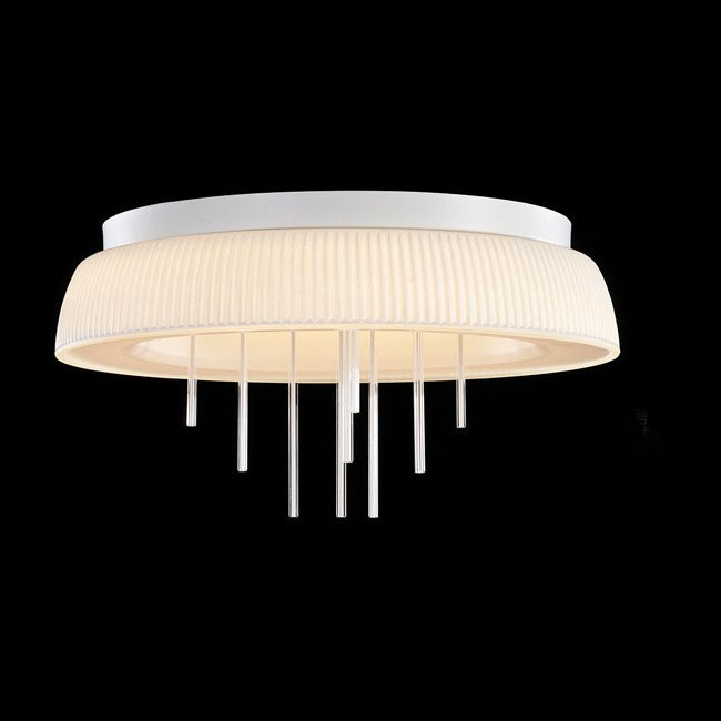 Modern Strip Glass Led Pendant Lighting 10046 Browse