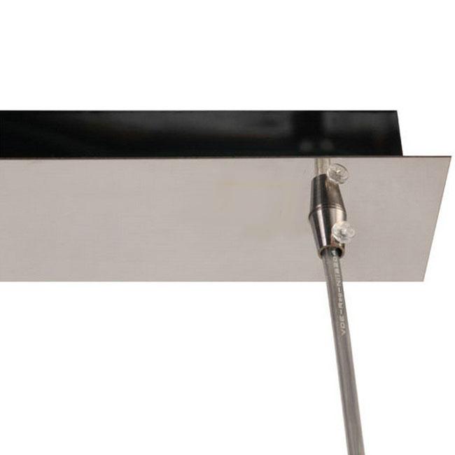 Modern Clear Smoke Glass Cylinder Pendant Lighting 10245