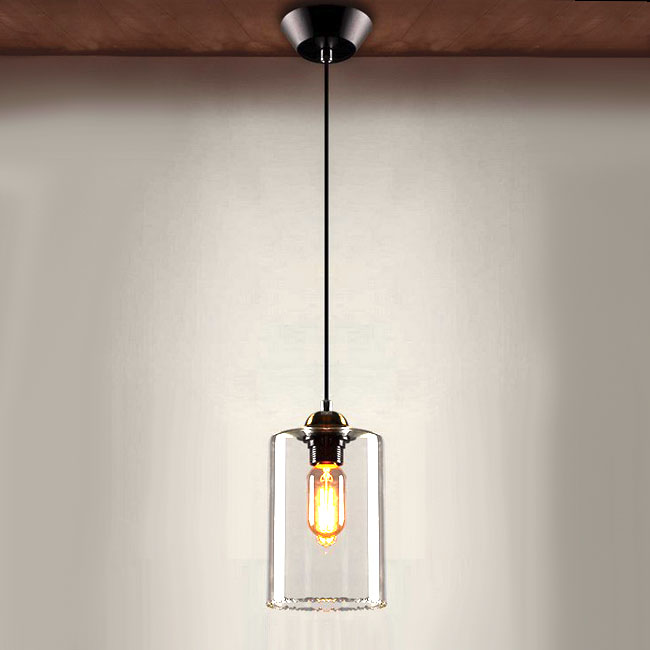 Northic Country Clear Glass Pendant Lighting 10365 ...