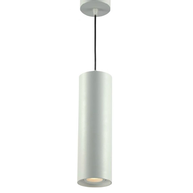 Modern White Cylinder LED Pendant Lighting 10471 Browse