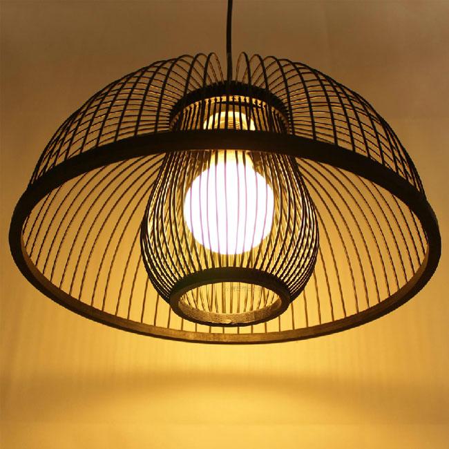 Modern China Bamboo Pendant Lighting 10669  Browse Project