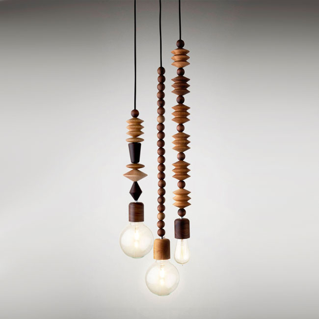 Bright Beads Cluster Pendant Lighting 10766 Browse