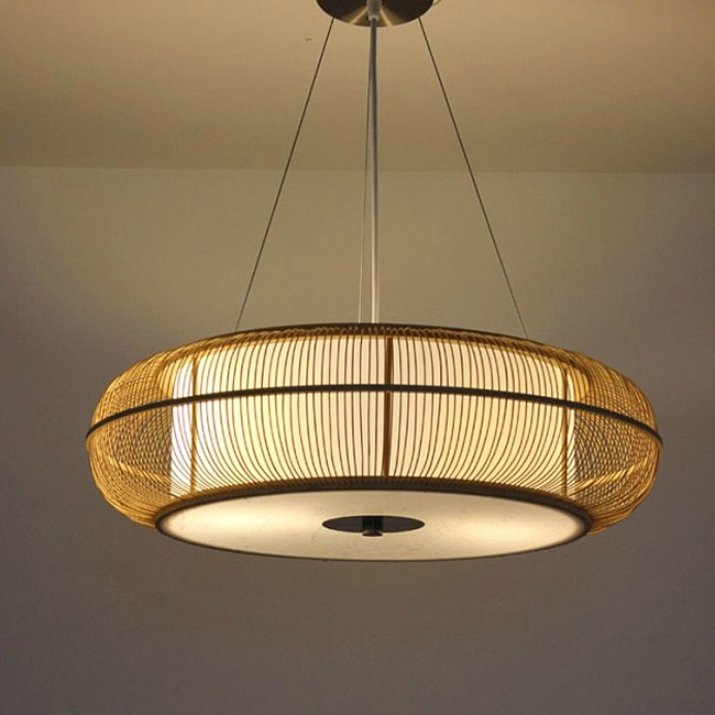 Modern Bamboo Art Pendant Lighting 10812 Browse Project