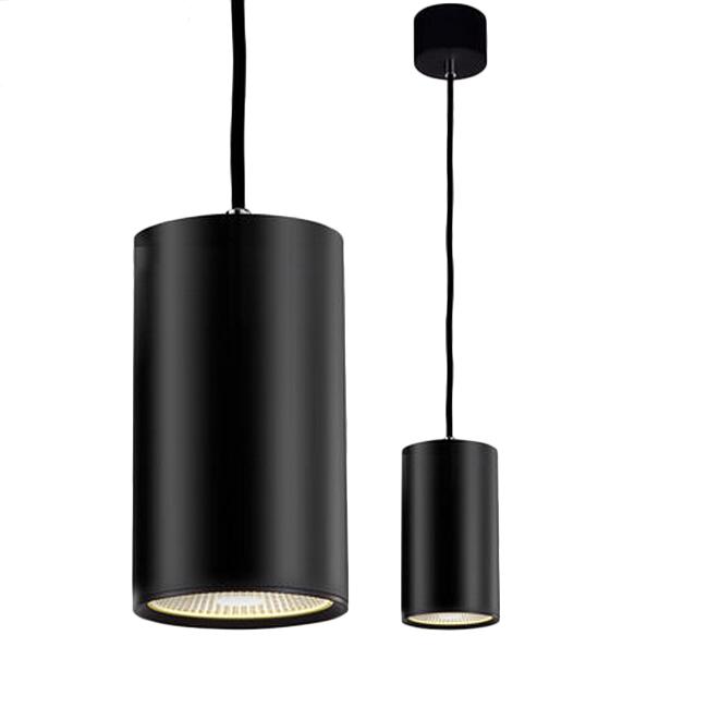 led pendant lighting fixtures. modern black aluminium tube led pendant lighting 11557 led fixtures