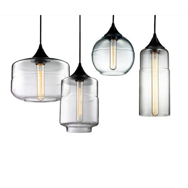 blown glass pendant lights seattle modern flash shade lighting australia hand canada