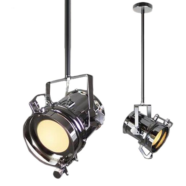 industrial track lighting. modern industrial spot ceiling lighting in chrome finish 11952 track