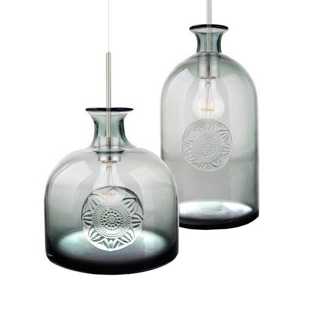Bowen Blown Glass Pendant Lighting 12178 Browse Project