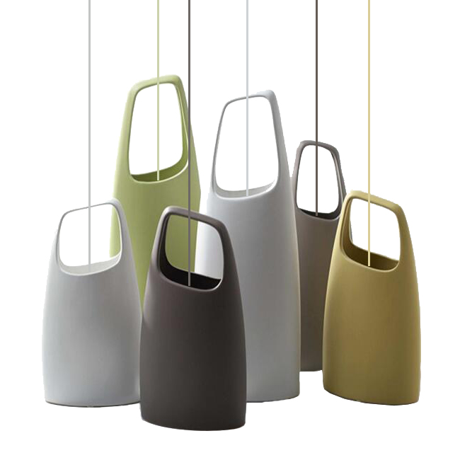 Modern Cement Pendant Lighting 12443 Browse Project