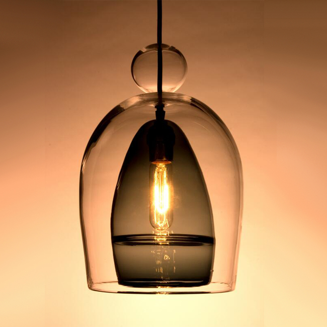 ++ Blown Glass Pendant Lighting 12454