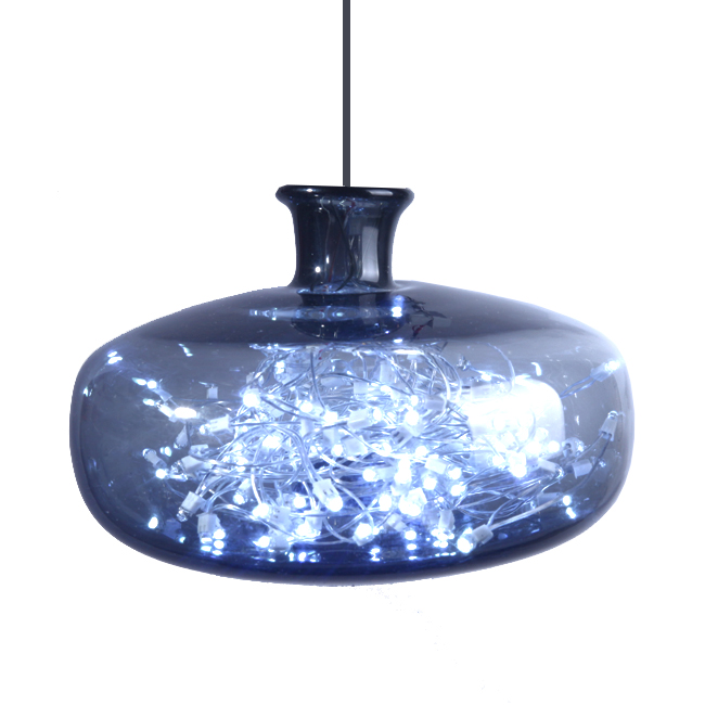 Modern Blown Glass LED Pendant Lighting 12466 Browse