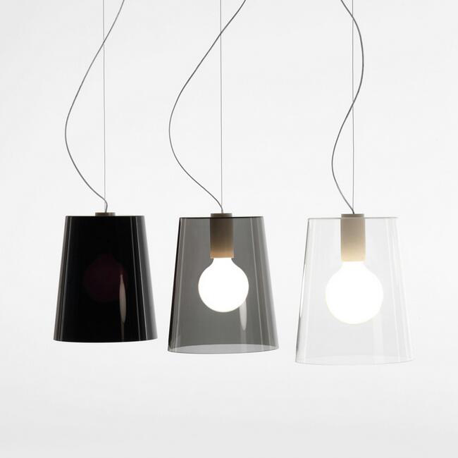 Pedrali L001S A Glass Pendant Lighting 12566 Browse